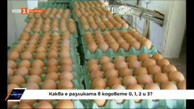 Как да разпознаем пресните от старите яйца?