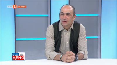 Порталът - актьорът Георги Златарев