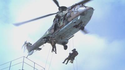 Един ден със Силите за специални операции: Какво е да си командос