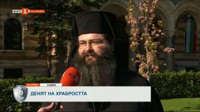 Епископ Герасим: Ако воините воюват за правда, тогава и Бог помага със своята благодат