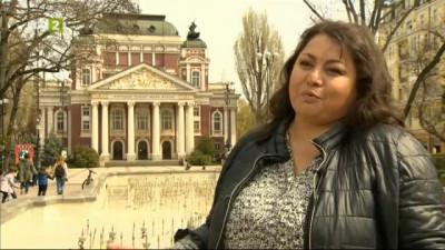 Вдъхновяващата история на Наталия Цекова първата дипломирана актриса ромка в България
