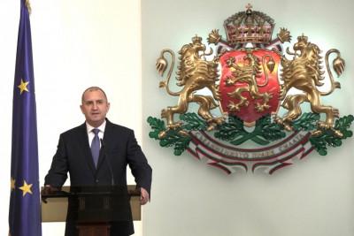 Румен Радев представи служебния кабинет, министрите положиха клетва