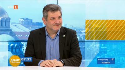 Георги Ганев: Икономиката отбеляза спад, но домакинското потребление държи определено ниво