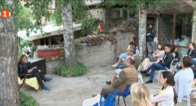 Нощ на литературата във Велико Търново