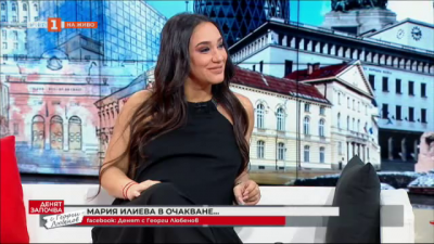 Мария Илиева за ролята си във филма на БНТ Порталът