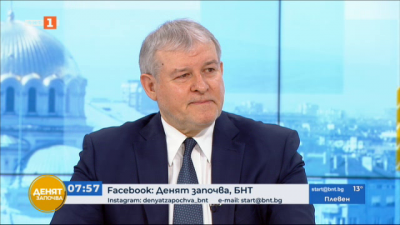 Румен Христов: Надявам се, че СДС ще бъде отново с ГЕРБ на изборите