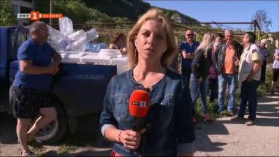 Жителите на местност Панорама заведоха колективно село срещу ВиК-Варна