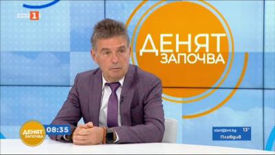 Асен Александров: Карантинираните ученици ще бъдат в отделна стая по време на матурите