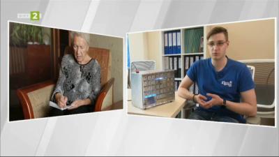 Автоматизирана кутия за лекарства в помощ на хора с множествена склероза