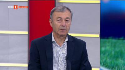 Изпълнителният директор на ЦСКА Пламен Марков с разбор на изминалия сезон