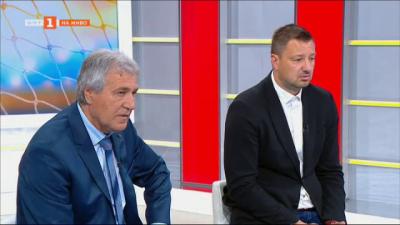 Интервю с Таско Тасков и Бойко Величков