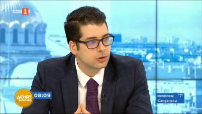 Вицепремиерът Атанас Пеканов: Планът за възстановяване и устойчивост не е достатъчно амбициозен