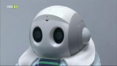 Роботи учат деца с аутизъм и им помагат в общуването