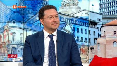 Даниел Митов: Кабинетът, който е подреден в момента,  е до известна степен и на БСП