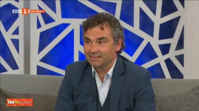 Росен Даскалов за първия български електромобил за нуждите на бизнеса