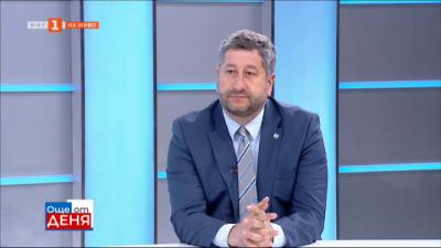 Христо Иванов: Връщането на доверието в институциите по неизбежност ще мине през смяна на ключовеи позиции