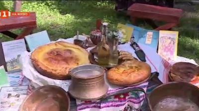 Среща на различни фолклорни и етнографски групи в Сливо поле