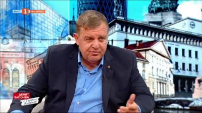 Каракачанов: В следващото НС трябва да има стена, която да спре протестърските формации