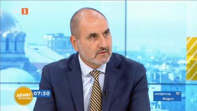Цветан Цветанов: Доверието в службите се гради трудно, но може да бъде разрушено за дни