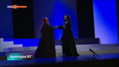 Премиера на Лучия ди Ламермур от Гаетано Доницети в Държавната опера в Русе