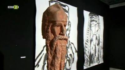 Изложба скулптура на Боян Боянов