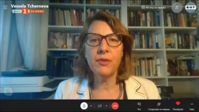 Сигналите, които ЕС отправя към страните в близкоизточния конфликт - коментар на Весела Чернева