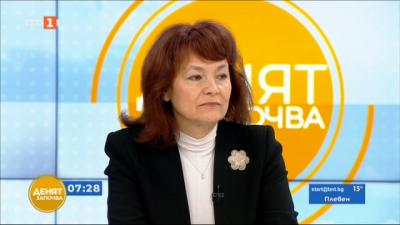 Росица Матева: За предстоящите избори за ЦИК са предвидени 7 700 000 лв.