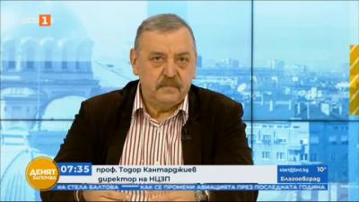 Проф. Кантарджиев: При заболяване от Ковид след 2 ваксини лекарите трябва да изпратят PCR  за секвениране