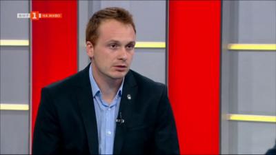 Интервю с изпълнителният на ЦСКА 1948 Добрин Гьонов