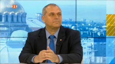 Искрен Веселинов: Трябва да има стойностна патриотична алтернатива в следващото Народно събрание