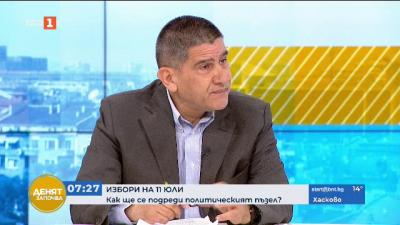 Минчо Христов: Всички политически формации трябва да направят така, че да има нормално, работещо правителство