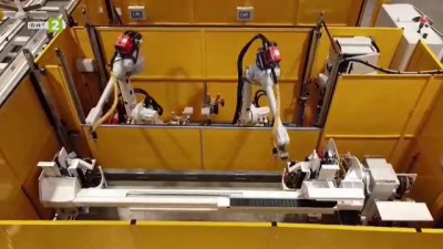 Роботи помагат за по-безопасно и устойчиво строителство
