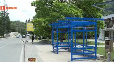 Започва ремонт на 50 автобусни спирки в Благоевград
