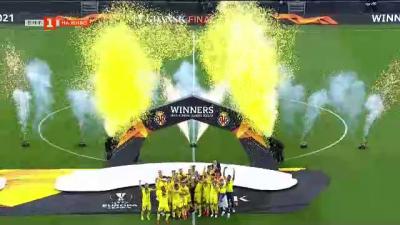 Виляреал спечели първия си значим трофей в своята 98-годишна история след победа над Манчестър Юнайтед
