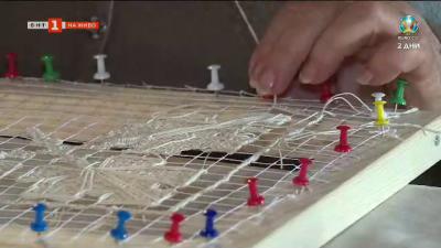 Созополските филета - изкуство от рибарски мрежи