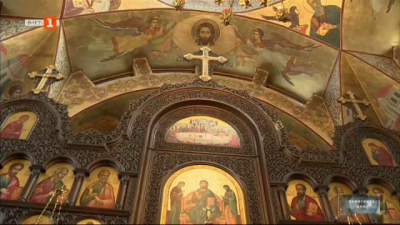 В очакване на Спасовден - разказ за храм Възнесение Господне в София