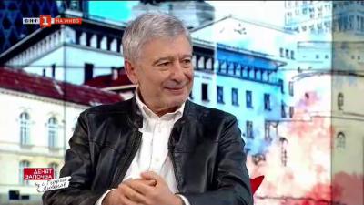 Театрални спектакли под открито небе - разговор с Ириней Константинов