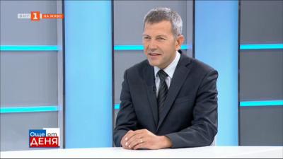 Министър Тодоров: Спрял съм абсолютно всички предстоящи поръчки на БДЖ