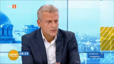 Д-р Москов: КОД е за реорганизиране на дясното