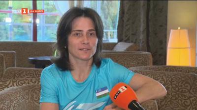 Интервю с Оксана Чусовитина за 8-то й участие на олимпиада и за важното в живота
