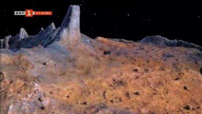 На лов за астероиди: мисията Психея
