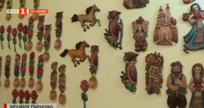 Емблематичната занаятчийска улица във Велико Търново се възражда след пандемията