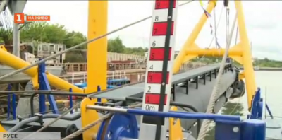 Идва ли краят на затрудненията за корабоплаването по река Дунав?