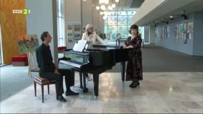 Удоволствието да пееш Росини за Веселина Кацарова  и Петя Петрова