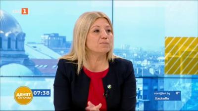 Цецка Бачкова: Струпването на хора в столицата е причина за недостига на места в детските градини