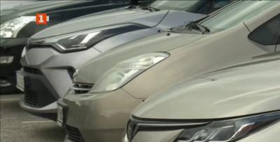 Ръст в продажбата на автомобили