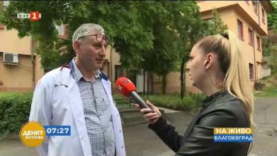 Управителят на Белодробната болница в Благоевград: След акцията болницата е в нокдаун