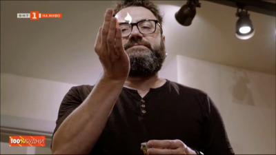 Последният проект на Димо от P.I.F. като актьор