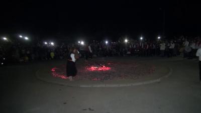Нестинарски танци в село Българи