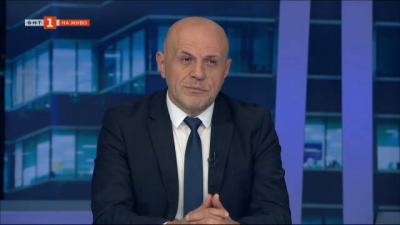 Томислав Дончев: Докладът на САЩ е много силен сигнал най-вече към българското общество